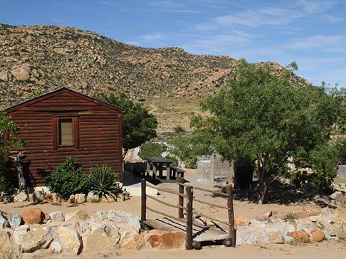 Namastat cabin